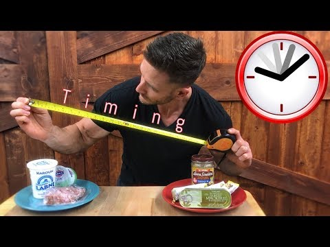 How to Time Your Meals for Max Fat LossThomas DeLauer
