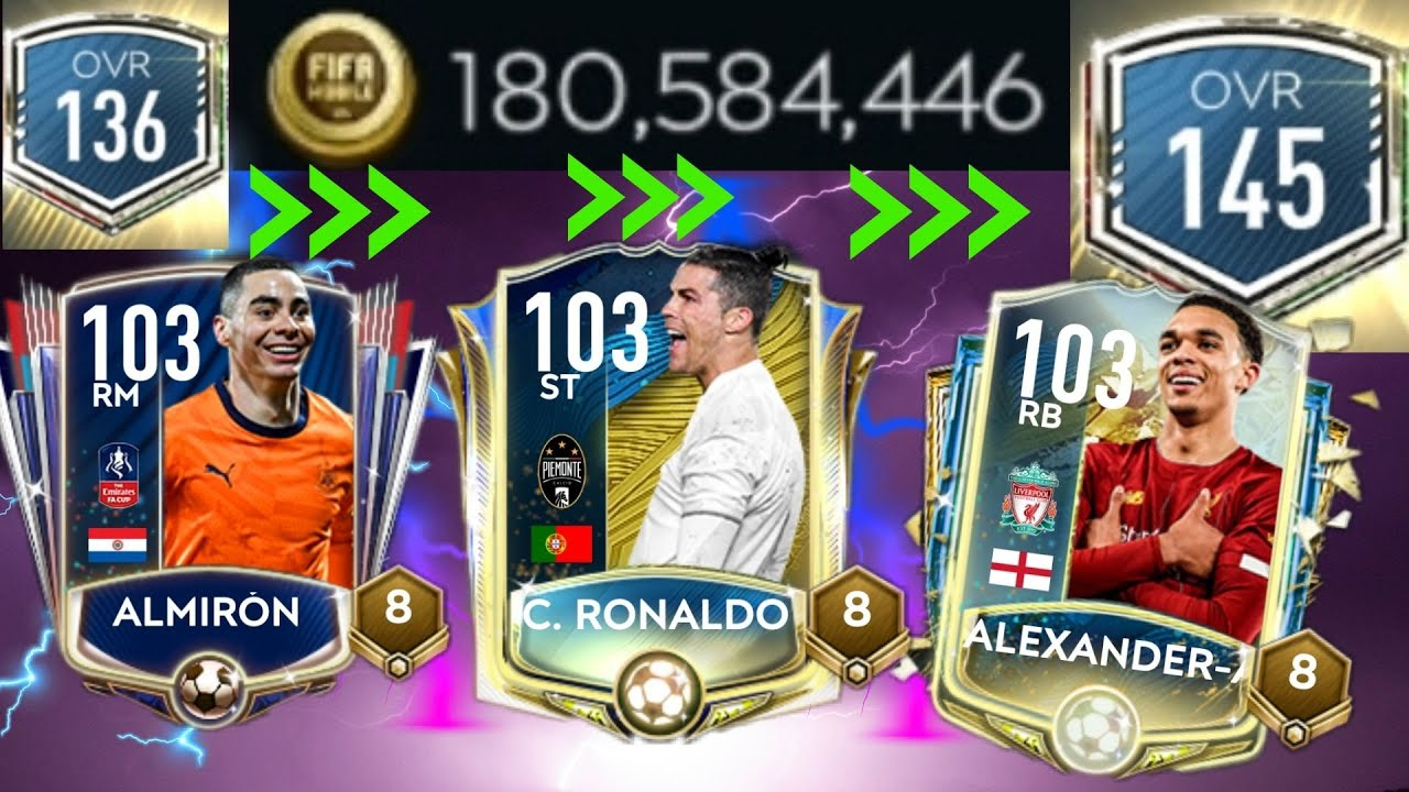 Fifa Mobile 20 l Epic Team Upgrade! Road to 145 Episode 3 *180M Coins*