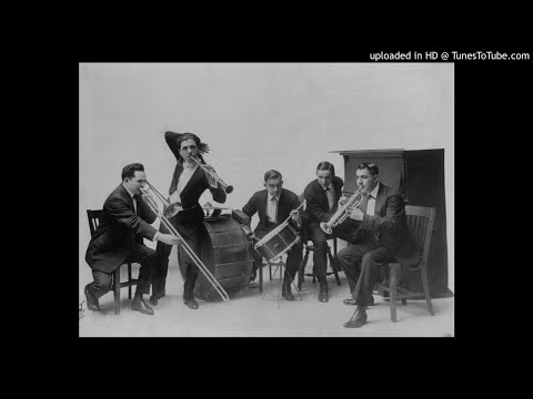 Earl Fuller's Famous Jazz Band - Li'l Liza Jane - 1917 Very Early Jass