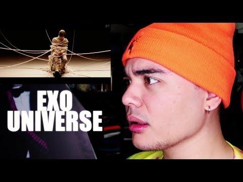 EXO 엑소 'Universe' MV Reaction