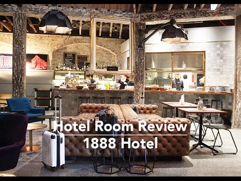 Hotel Room Review: The Worlds First Instagram Hotel - 1888 Hotel