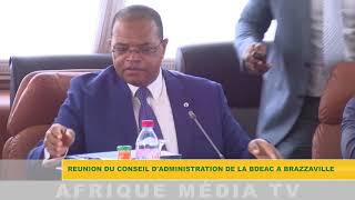 REUNION DU CONSEIL D'ADMINISTRATION BDEAC