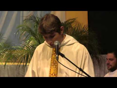 [Paray online] Lectures et homélie du P. B Guedas