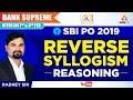 SBI PO 2019 | Reverse Syllogism | Reasoning | Radhey Sir |