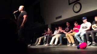 Hypnosis fun part 2