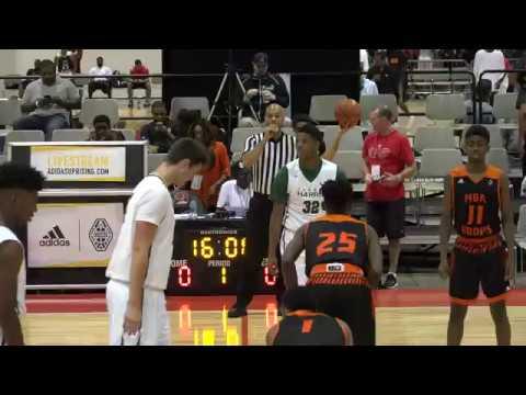 MBA, Mississippi Basketball Association vs Team Harris, Full Game 7 29 2017 Adidas Uprising