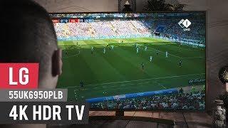 Pristupačniji LG 4K TV - LG 55UK6950PLB