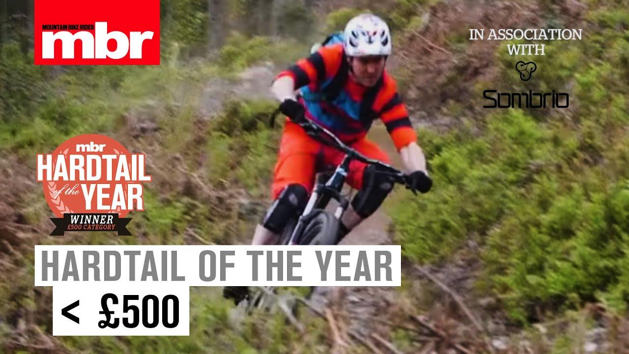 458cdbaf164 Vitus Nucleus 275 VR   Sub £500 Winner   Hardtail of the Year 2017   MBR. Mountain  Bike Rider
