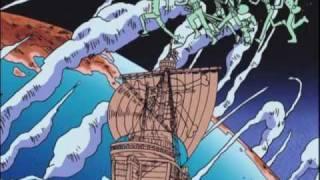 One Piece Opening #3 - Hikari E [Funimation] HQ
