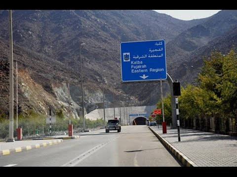 Dubai Altaif Car Accessiores and Clayton trading 01 22 2016 visit to mountain hd video 1024px