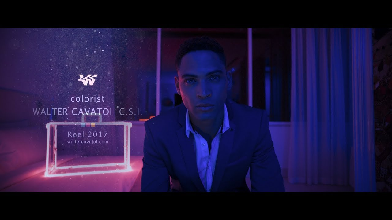 Colorist demo Reel  -  Walter Cavatoi
