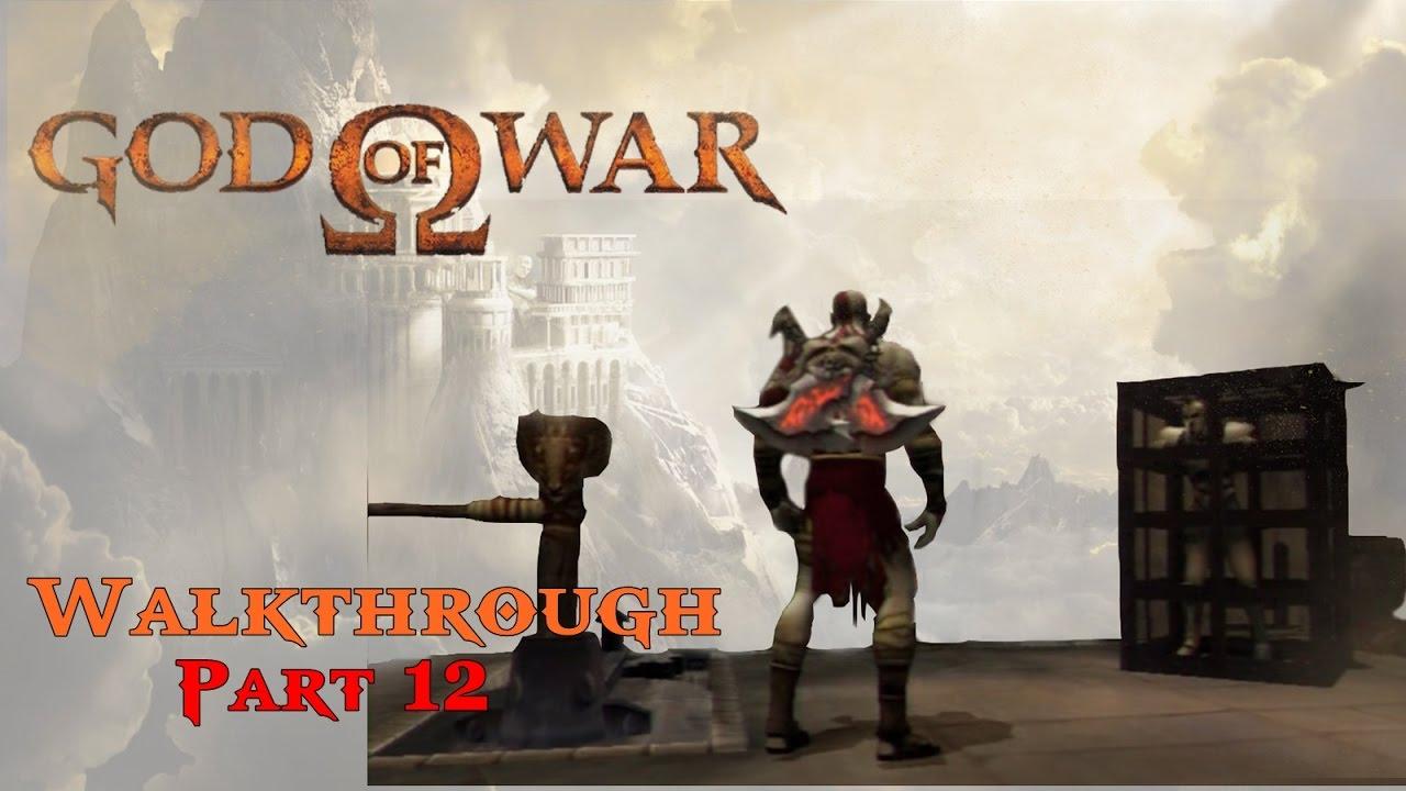 Download God of War Walkthrough Part 12 Sacrifice to Poseidon