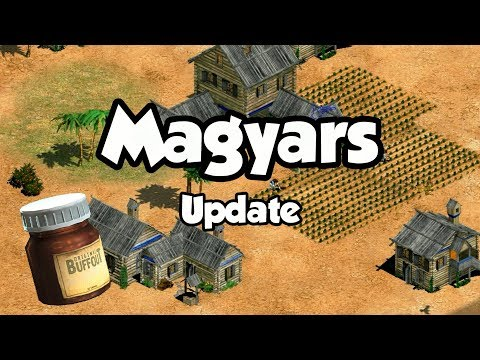 Magyars: New and Improved (Patch 5.5)