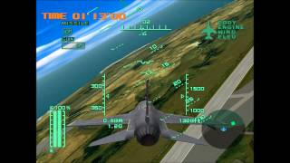Aero Wings 2 Sega Dreamcast New 60FPS