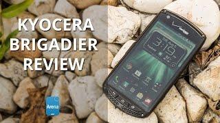 Kyocera Brigadier Review