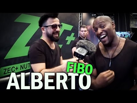 Alberto: YouTube Channel gelöscht?! Zec+, MMA, Fitness & FIBO (Interview) | RoozWorld