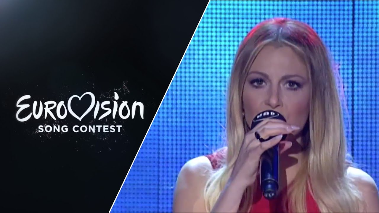 Maria-Elena Kyriakou - One Last Breath (Greece) 2015 Eurovision Song Contest