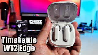 World's First Bi-Directional Simultaneous Translation Earbuds - Timekettle WT2 Edge