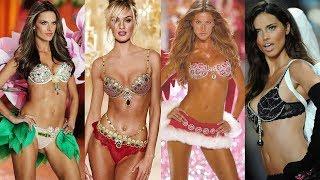 Victoria's Secret Fantasy Bras From 1996 - 2017
