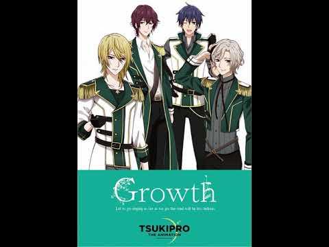 TsukiPro The Animation OP 4 - Mahou no Kizuna /Growth