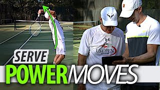 Serve POWER Moves! (Part 2 of 2)