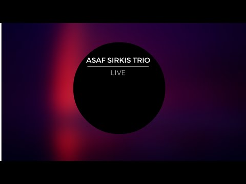 Asaf Sirkis trio play's 'Dream', part 2 - drum solo (Jazz Rock Fusion in London)