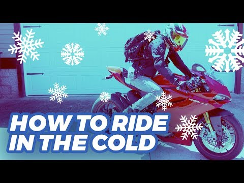 Motorcycle Riding in the Cold: 5 Tips to Stay Warm - 동영상