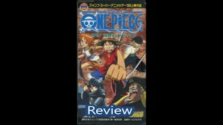 One Piece: Defeat the Pirate Ganzack review