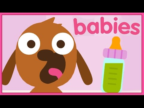 Sago Mini Babies App - Fun Games For Toddlers/Babies To Play