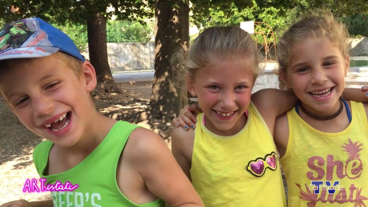 ARTESTATE - Centri estivi 2019 - Crispi e Foscolo