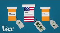 Why drugs cost more in America