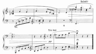Ravel, Prelude in A minor (1913)
