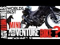 Worlds Best Mini Adventure Bike?-VERSYS X 300 eXtreme off road Review