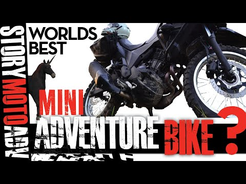 Worlds Best Mini Adventure Bike? -VERSYS X 300 EXtreme Off Road Ulasan