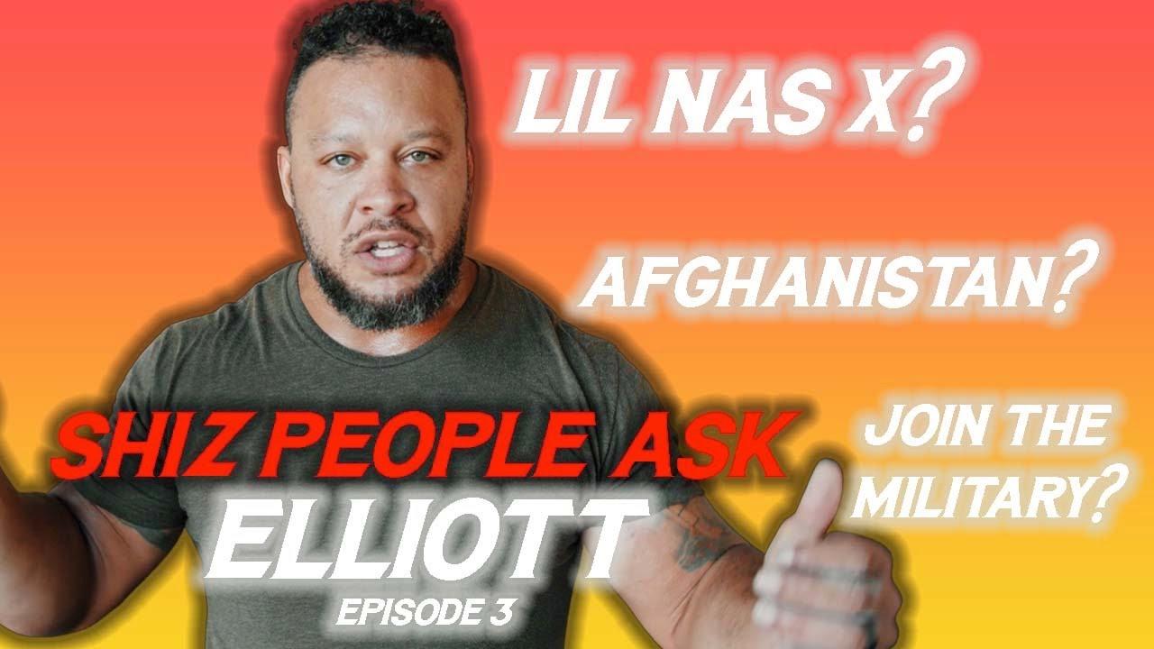 Download Malcolm X Vs Lil Nas X | Shiz People Ask Elliott (Episode 3)