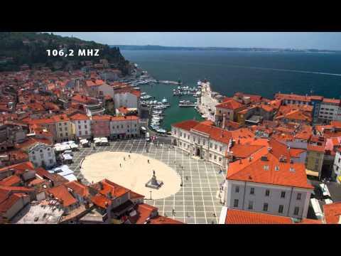 Timelapse: Koper, Izola in Piran