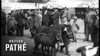Highland Agriculture Show (1920-1929)