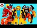 default - Playskool Heroes Transformers Rescue Bots Energize Heatwave the Fire-Bot Figure