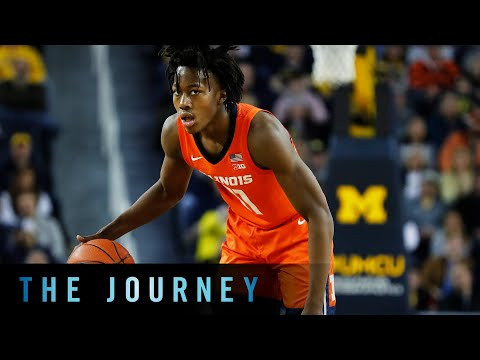 Cinematic Highlights: Illinois At Michigan | B1G Basketball | The Journey