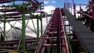 Allou Fun Park (crazy mouse)