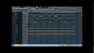 travis porter ft tyga ayy ladies fl studio instrumental remake with flp