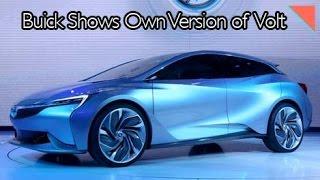 Buick Velite Concept  Videos
