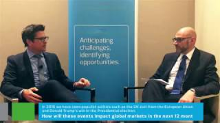 Economic Update with Paul Bloxham - [Question 1 - Events impacting the Global Market]