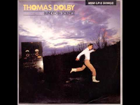 Thomas Dolby - Blinded By Science (Mini-LP) [1982]