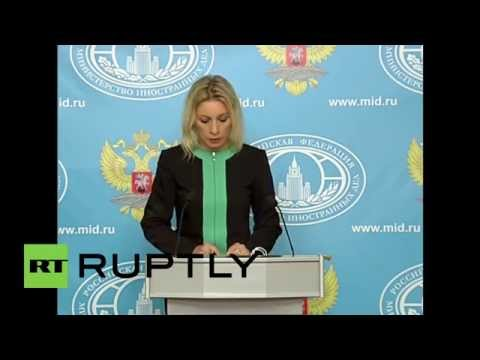 Russia: Bulgaria has 'moral responsibility' for blocking Syrian aid - Zakharova