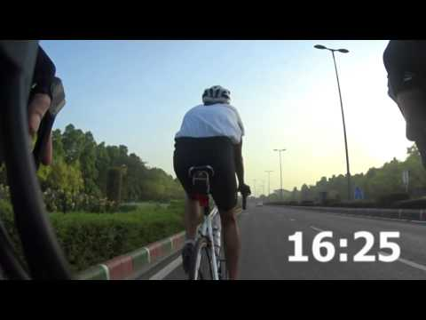 30 minute cycle tour of central Delhi