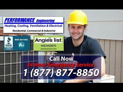 Clinton Township, MI AC and Furnace Repair - Performance Engineering HVAC