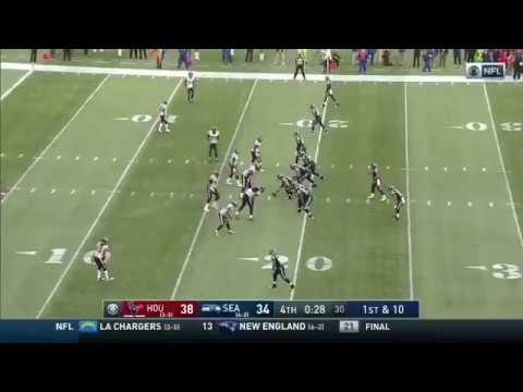 Seahawks game winning touchdown vs Texans! Jimmy Graham game winning touchdown from Russell Wilson