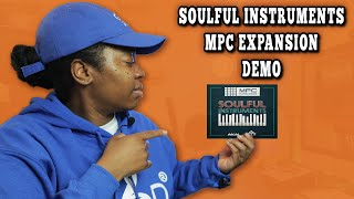 Review & Demo of the Soulful Instruments MPC Expansion | Making A Beat On Akai Force