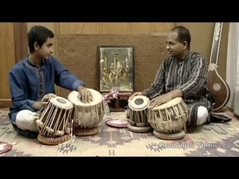 Tabla Lesson - Indian Tabla Music - Learn Music Composition